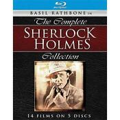 Complete Sherlock Holmes Collection Blu-ray