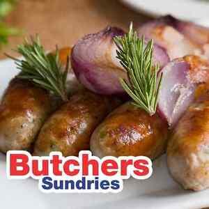 Premium Pork Sausage Seasoning with Rusk Complete Mix Will Make 10lb +