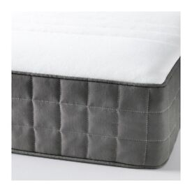 Year old award winning Ikea Memory foam mattress w/ protective cover- Moving out SALE