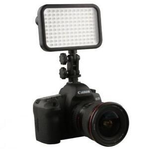 Godox 126 / 170 / 308 LED Video Light Lamp Shoe For Canon Nikon Sony