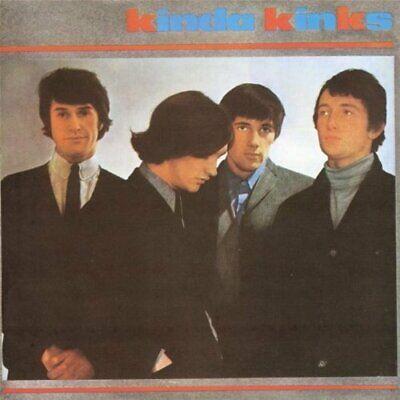 The Kinks-Kinda Kinks Vinyl / 12