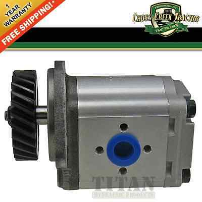 F0nn600aa New Ford Tractor Auxiliary Hydraulic Pump 5640 6640 7740 7840