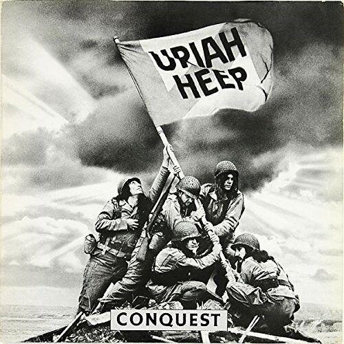 URIAH HEEP - CONQUEST (180G)  VINYL LP NEU