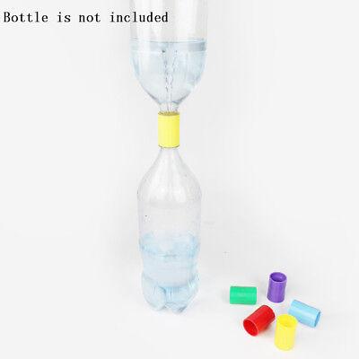 TORNADO TUBE Vortex cyclone 2liter bottle connector Homeschool Science sensoryQP