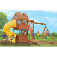 Need Play Structure moved