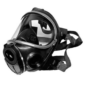 Draeger SCBA Panorama mask; never used/new