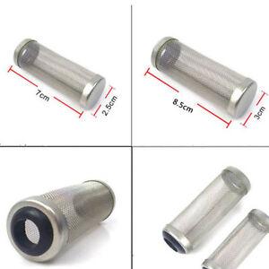 Duradero acero inoxidable filtro malla filtro de acuario - Filtro de malla ...