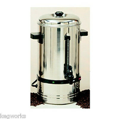 75 Cup Stainless Steel Commercial Coffee Makerbrewer