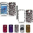 Tmobile Galaxy S2 Leopard Case