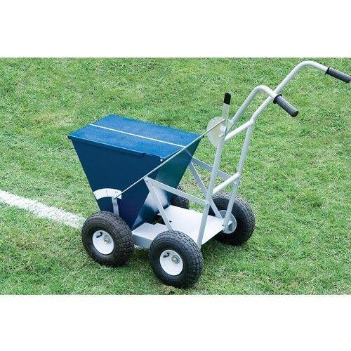 Alumagoal Heavy Duty Dry Line Marker - 50 LB Chalker Baseball/Softball