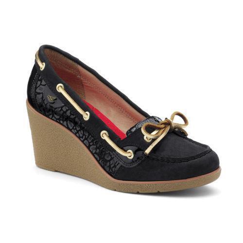 Sperry Wedge Women S Shoes Ebay