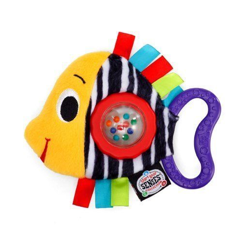 Bright Starts Start Your Senses Shake, Rattle, and Swim