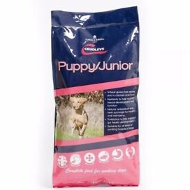 Chudleys Puppy/Junior Chicken Dog Food