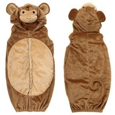 6 12 Month Halloween Costumes (NWT GYMBOREE MONKEY COSTUME INFANT 6-12 MONTH HALLOWEEN)