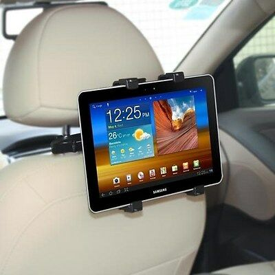 Car Seat Headrest Mount Holder For iPad Air Ipad 4 3 2 Galaxy Tablet PC US SHIP