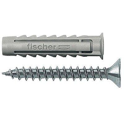 fischer Spreizdübel  SX 8 x 40/S20 mit Schrauben  (070022)
