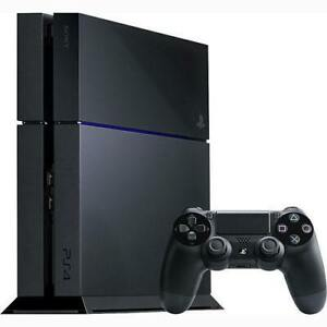 Wanted: PS4 for $ or trade for Xbox One S
