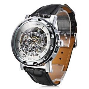 mens skeleton watch mens luxury skeleton watch