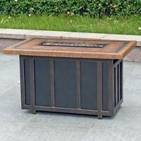 *Brand New In Box* - Gas Fire Table