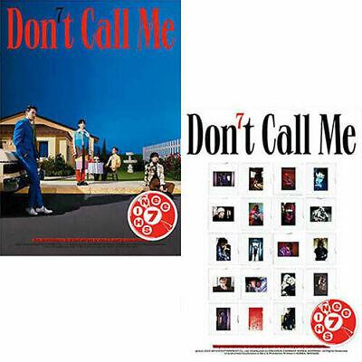 SHINEE DON'T CALL ME 7th Album PHOTO BOOK Ver 2 VER SET 2CD+2Book+6Card+2Film