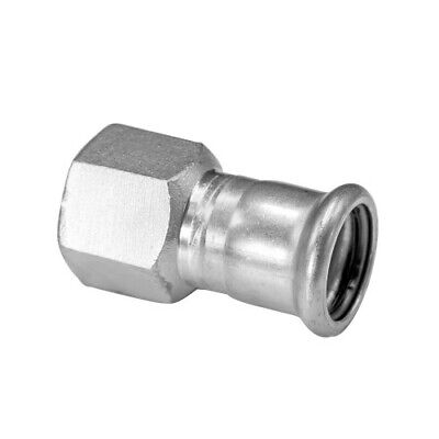 """BSP Extension Adapters,Nickel Plated BSP male to Female Extended adapters 1//8-1/"""""""