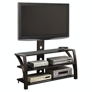 "Z-Line Designs ""Fiore"" TV Stand w/Mount(up to 65in) NEW IN BOX"