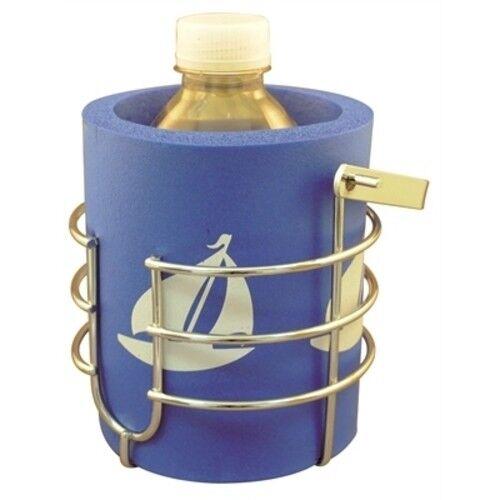 Boat Marine Free Swinging Drink Holder With Foam Drink Insulator Mount Hardware