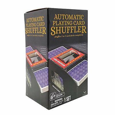 """Automatic Playing Card Shuffler Sports """" Outdoors Shufflers Casino Equipment &"""