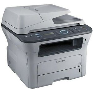 Samsung SCX-4828FN 5-In-1 Monochrome B&W Laser Printer