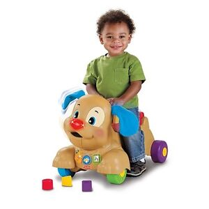 Fisher-Price - Laugh & Learn - Stride-to-Ride Puppy Windsor Region Ontario image 3