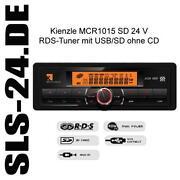 24 Volt Radio