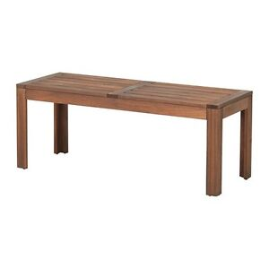 Ikea Applaro Bench Seat Wood Brown Ebay
