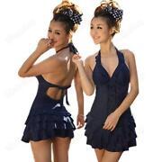 Ladies Swimwear One Piece Dress