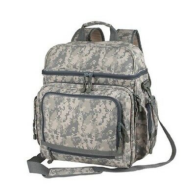 (*NEW* ACU Digital Camo Military Army Laptop Bag Notebook Backpack, Camouflage)