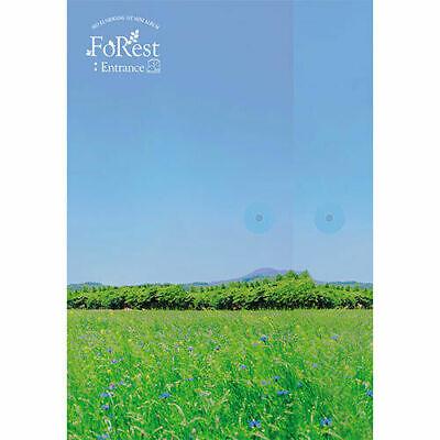 BTOB SEO EUNKWANG FOREST:ENTRANCE 1st MiniAlbum SILVER CD+POSTER+P.Book+Card+etc