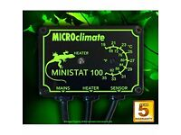 """MICROCLIMATE MINISTAT 100 THERMOSTAT AND PROREP 16"""" X 12"""" HEAT MAT BUNDLE"""