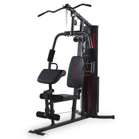 Full Home Gym fitness Equipment sale Marcy Multi Home Gym, Olympic Weights, Dumbells, Olympic Bench