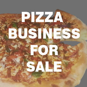 Pizza place for sale in Winnipeg