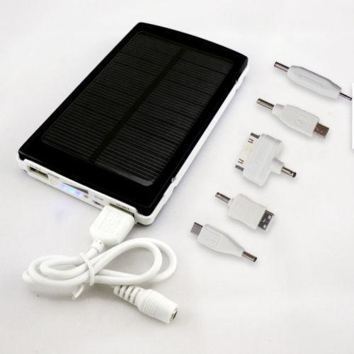 Solar Battery Pack Ebay