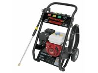 PETROL PRESSURE WASHER 4.6HP ENGINE POWERFULL 2200 PSI