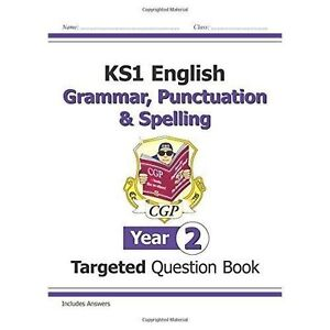KS1-English-Targeted-Question-Book-Grammar-Punctuation-amp-Spelling-Year-2
