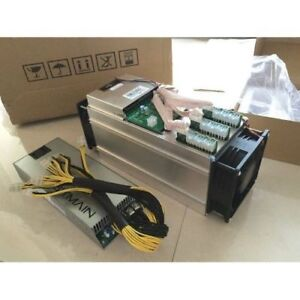 Antminer A3 + Power Supply - 950GH/s - Perfect Condition