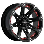 17 Black Wheels
