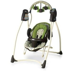 Plug-in Duo 2-in-1 swing and bouncer