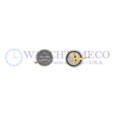 Citizen Ecodrive Capacitor Panasonic MT621 f/ 8628 8629 8651 A114 A119 A134 A139