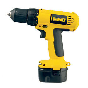 6 Dewalt Drills