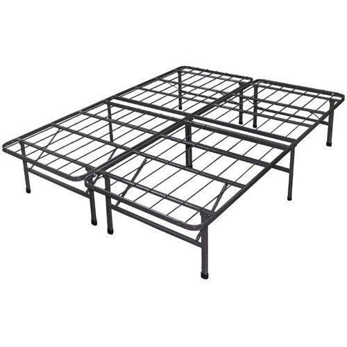 All Sizes Platform Steel Bed Frame No Box Spring Needed Foun