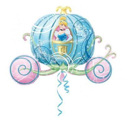 Princess Cinderella SuperShape Jumbo Birthday Balloon 28