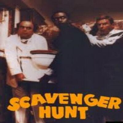 Scavenger Hunt  1979  Dvd Video   Richard Benjamin  James Coco  Scatman Crothers