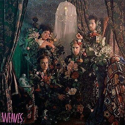 WEAVES - WEAVES DOWNLOADCODE / NEON PINK VINYL  VINYL LP + MP3 NEU